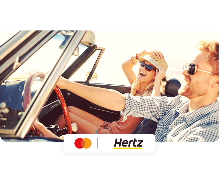 Up to 15% discount on all Hertz bookings.